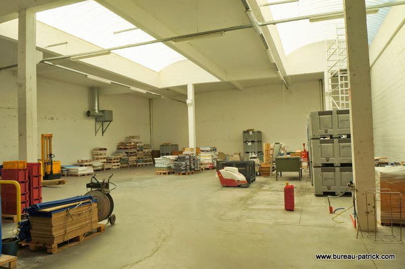 Bureau patrick categor a talleres almacenes - Atelier a vendre belgique ...